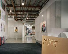 JanSport Corporate Headquarters in San Leandro by Rapt Studio