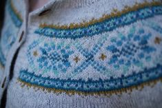 Ravelry: stickanni's Frost cardigan