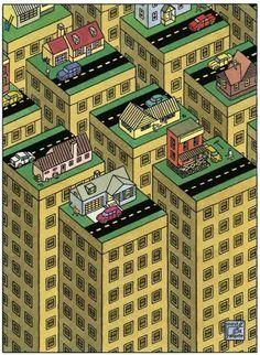 The New Yorker, Joost Swarte