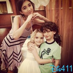 Photos: Rowan Blanchard, August Maturo