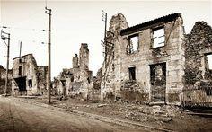 Oradour-sur-Glane, France: moments of Nazi massacre frozen in time - Telegraph