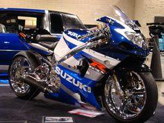 Charles Letson's 2002 Suzuki GSX-R1000