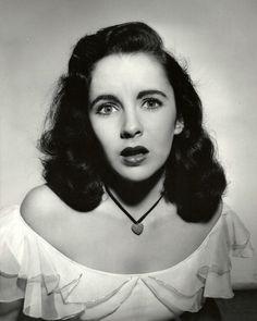 Elizabeth Taylor 1947