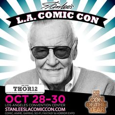 Get your #nerd on! #Cannabis and #Comiccon is the perfect thing this weekend! Use code THOR12 for cheaper tickets!