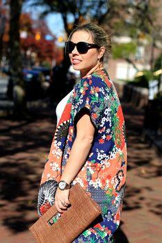 Fashion Friday: Influência Oriental | CBBlogers