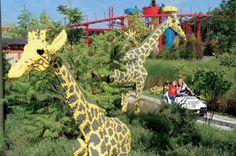 Visitando el parque temático Legoland - parte 2