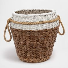 Image of the product Cord detail large basket