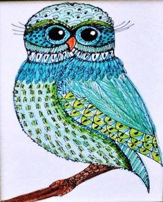 owl by Lynnette April Cooper