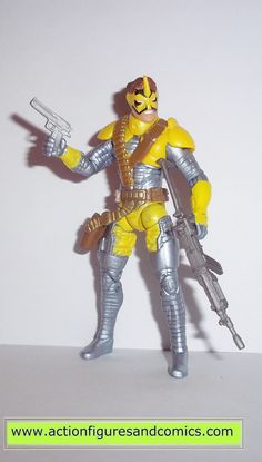 hasbro toys action figures for sale to buy: MARVEL UNIVERSE MAVERICK (X-men origins wolverine movie series) 100% COMPLETE Condition: Excellent - displayed only Figure size: approx. 3 3/4 inch --------