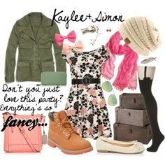 """FireflyKaylee"" by Amelie Trudel on Polyvore"