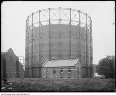 gasometers in toronto - Google Search