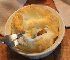 What's Cookin' Italian Style Cuisine: Cloud Souffle Breakfast Recipe Repost