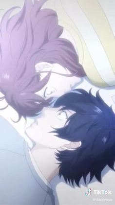 Anime Couple Kiss, Anime Kiss, Anime Couples Manga, Neue Animes, Animé Romance, Ao Haru Ride Kou, Futaba Y Kou, Images Kawaii, Blue Springs Ride