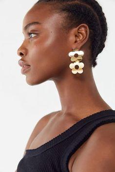 Tiny Diamond Studs in Sterling Silver - made to order, small diamond stud earrings, tiny silver stud earrings, minimalist silver earrings - Fine Jewelry Ideas Gold Hoop Earrings, Boho Earrings, Vintage Earrings, Clip On Earrings, Statement Earrings, Stud Earrings, Jewelry Gifts, Fine Jewelry, Jewelry Necklaces