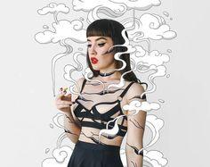 Lauren Carney, mejor conocida como Dizzy Little Dottyes una ilustradora originaria deBrisbane,Australia que ha llamado bastante nuestra atención gracias a una serie de fotografíasque ha publica…