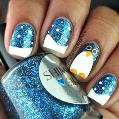 Cute winter nails