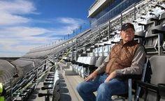Son of NASCAR founder installs last seat of 101,500-seat stadium   News-JournalOnline.com
