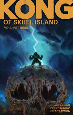 Buy Kong of Skull Island Vol. 3 by Carlos Magno, James Asmus, Jeremy Lawson and Read this Book on Kobo's Free Apps. Discover Kobo's Vast Collection of Ebooks and Audiobooks Today - Over 4 Million Titles! Dc Comics, Horror Comics, Comics Online, Cool Monsters, Famous Monsters, Godzilla, King Kong Skull Island, Brad Simpson, Science Fiction Books
