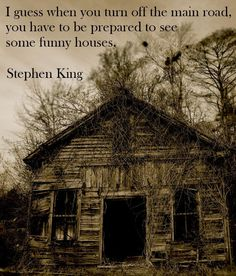 Black House by Stephen King & Peter Straub. Such a great novel, got me into King! Stephen King Quotes, Stephen King Books, Author Quotes, Literary Quotes, Creepy Quotes, Steven King, I Love Books, Great Quotes, Sayings