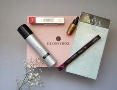 April Glossybox - Whats in the box with Beaufou Jewellery Box