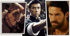 Os grandes filmes deartes marciais formam um gênero muito apreciado por diversas pessoas e grande parte do sucesso destes filmes se deve ao seus grandesartistas marciais. Vamos listar 10 dos melhores que Hollywood já teve. Imagens: Divulgação