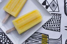 Piña Colada Ice Pops | 23 Popsicles That Will Get You Drunk