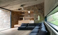 Rebuilding and Extension of the Farmhouse Can Calau