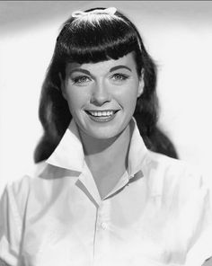 the undeniably beautiful, miss bettie page