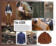 Scout Men Color & Trend - A/W 16/17 - Herenmode - Styling prognoses- ...