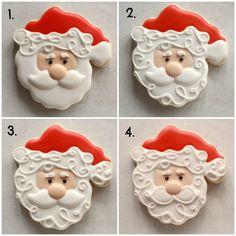 Decorated-Santa-Cookie-4