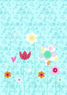 All about surface pattern ,textiles and graphics: A few more designs for the agent Flowery Wallpaper, Pattern Wallpaper, Wallpaper Backgrounds, Iphone Wallpaper, Friendship Day Wishes, Scrapbook Paper, Scrapbooking, Teal Background, Inspirational Wallpapers