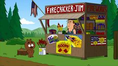 brickleberry Daniel Tosh, Tv Shows Funny, Adult Cartoons, Firecracker, Comedy Central, Animation Series, Fireworks, Good Times, Entertaining
