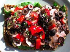 30 συνταγές ωμοφαγίας συγκεντρωμένες