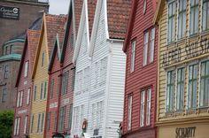 Bergen, Noorwegen, juni 2013 (foto: Jenn van Voorthuisen)