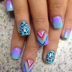 Cool Nail Designs for 2014