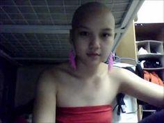 Bald Hairstyles For Women, Shave My Head, Aloe Vera, Shaving, Hair Styles, Videos, Youtube, Fashion, Hair Plait Styles