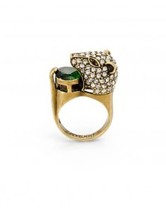 The Midnight Prowl Ring  by Jewelmint.com $29.99