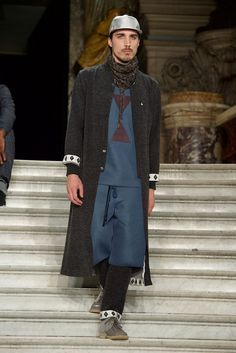 Pigalle Fall 2015 Menswear Fashion Show: Runway Review - Style.com