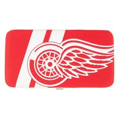 Detroit Red Wings NHL Shell Mesh Wallet