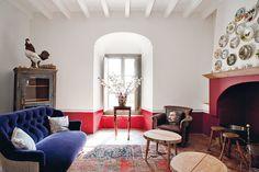 Chez Eugenia Silva en Extrémadure | elephant in the room