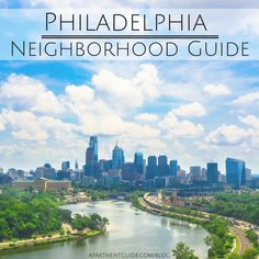 Planning a move to a new city can be tough, especially if you don't know the neighborhoods. Get to know the Philadelphia (Philly) neighborhoods now!