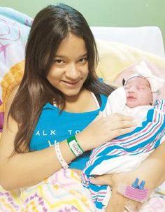 Qué chulerías! Mira las fotos de las primeras bebés del año en...
