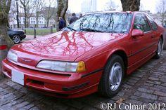 1991 Ford Thunderbird SC, Avenue Drivers Club, Queen Square, Bristol
