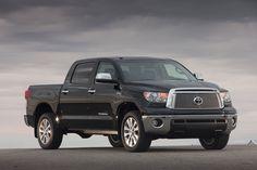 Toyota Tundra CrewMax Platinum Package '2009–13