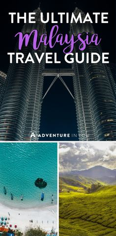 Malaysia Travel | Heading to Malaysia? Here are our best travel tips to help you plan what to see, do, and eat in this incredible country. #malaysia