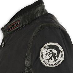 Ducati Clutch Jacket by Diesel