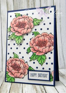 http://nicolejuliewilson.blogspot.com.au/ Pootles and The Artful Stampers Blog Hop, Birthday Blooms, Sunshine Sayings, Night of Navy, Blushing Bride and Cucumber Crush www.facebook.com/NicoleWilsonStamp #stampinup