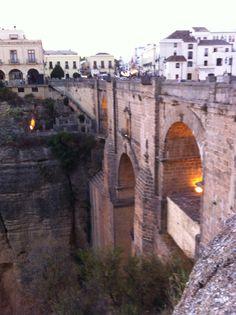 Puente Nuevo en Ronda