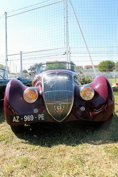 Peugeot 402 Special Sport