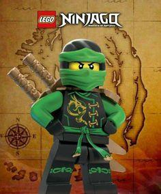 Lloyd Lego Ninjago Cake, Ninjago Party, Lego Ninjago Movie, Lego Movie, Lego Cookies, Lego Costume, Lego Wallpaper, Lego Ninjago Lloyd, Marcos Para Fiestas